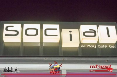 Social All Day Cafe logo