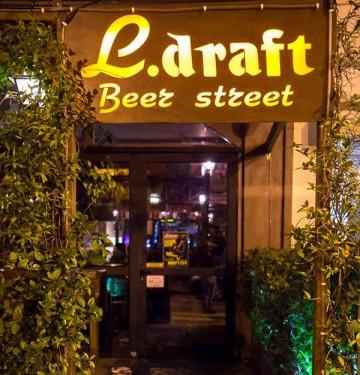 L.draft Beerstreet