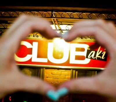 CLUBaki logo