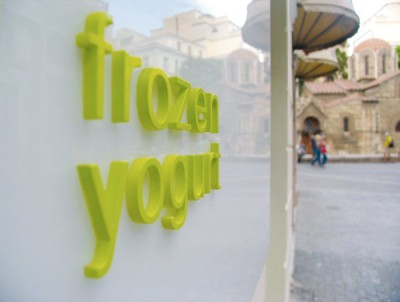 Froyo - Frozen Yogurt