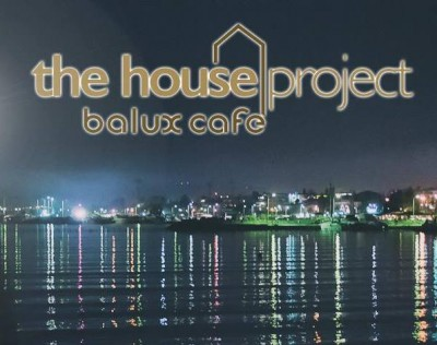 Balux Cafe : The House Project logo