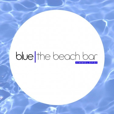 Blue the beach bar