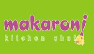 MAKARONI Kitchen Chef