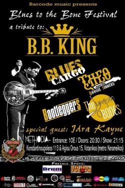 Blues to the Bone: B.B. King Tribute