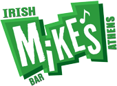 Mike's Irish Bar  logo